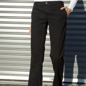 Brandy Melville mid waist black jeans